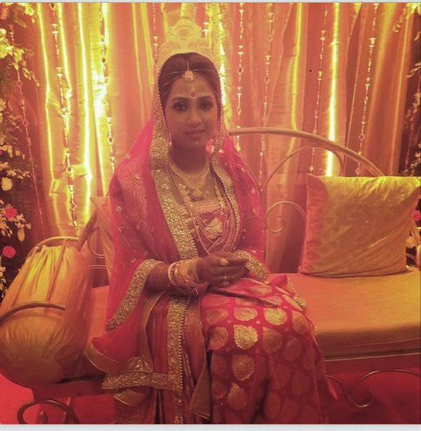 Exclusive: Shreya Ghoshal Marriage Pics