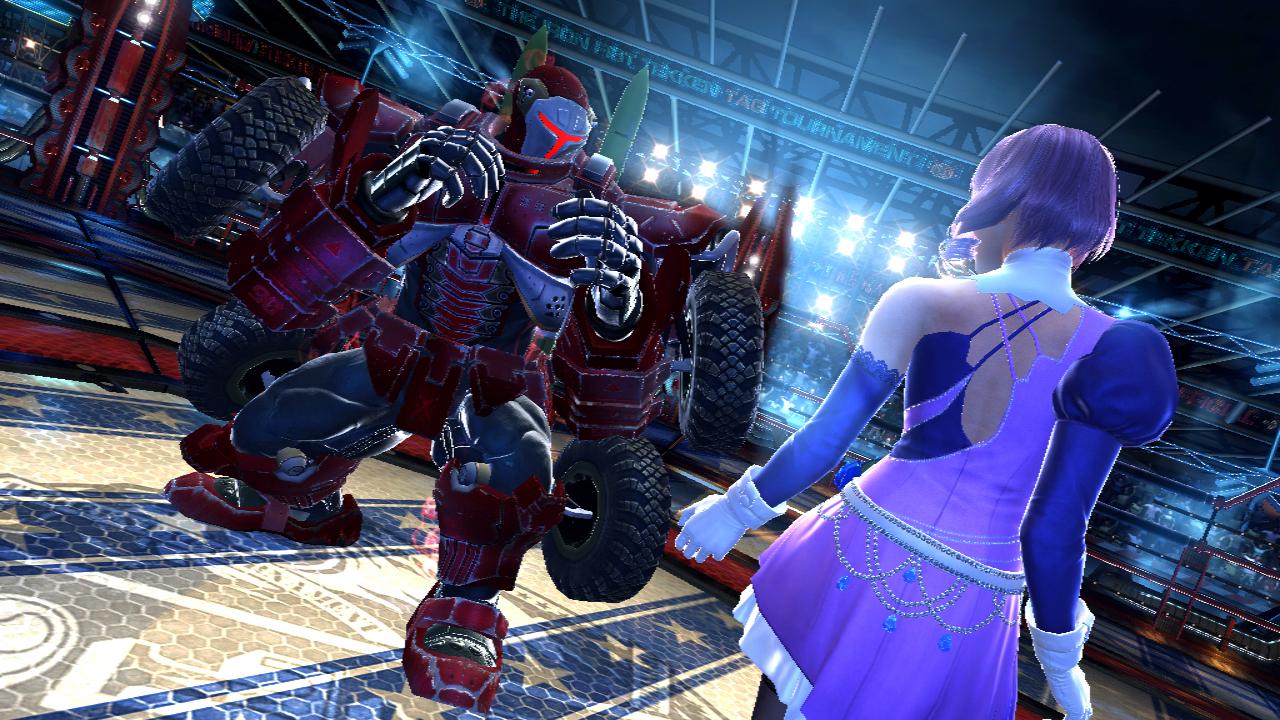 Tekken Tag Tournament 2 matchmaking