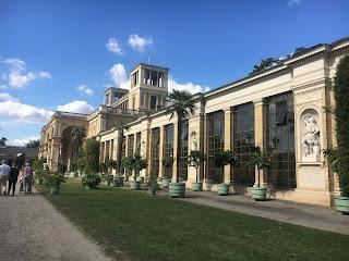 オランジュリー宮殿外観