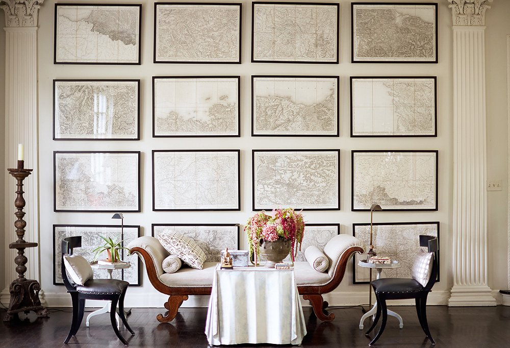 Superb Tip Creating your own wall gallery
