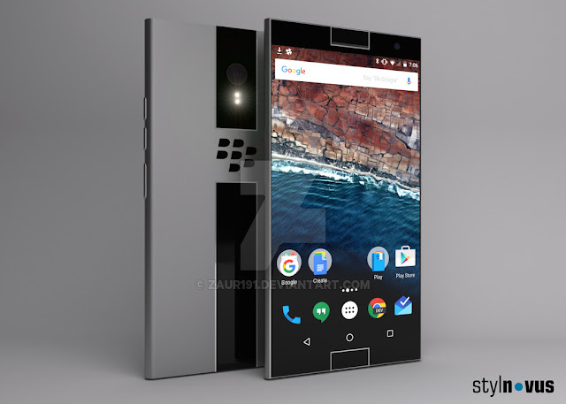 BlackBerry Nova Concept With Android By zaur191