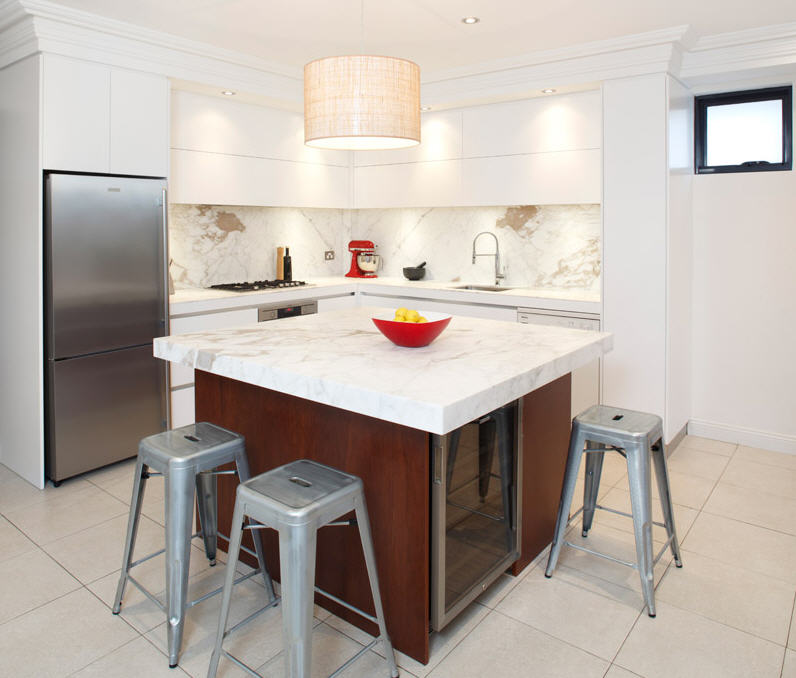 Encimeras de m rmol una opci n para la cocina cocinas for Liquido para limpiar marmol