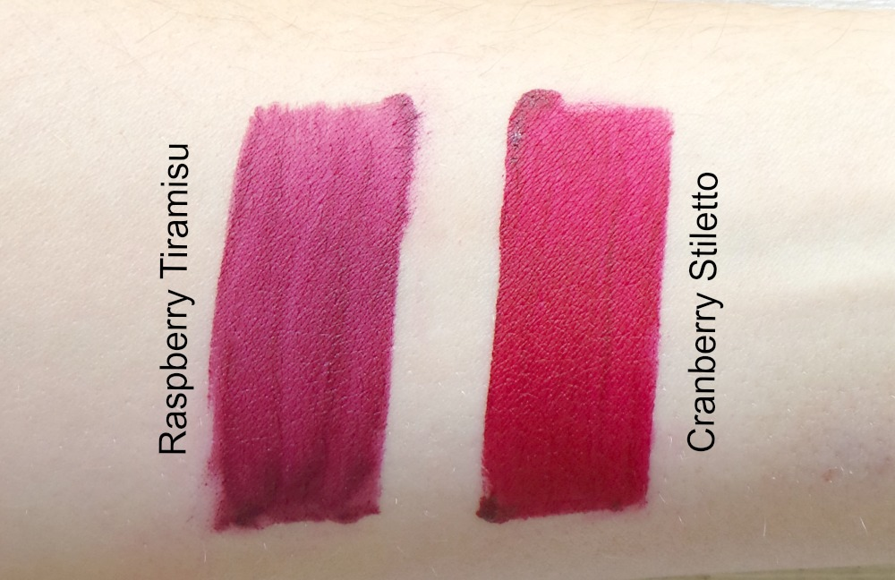 beauty bakerie lip whip swatches