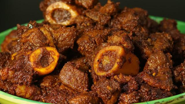 Mutton-Ghee-roast