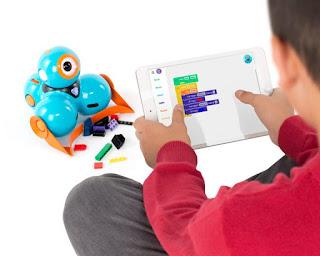 Dash, mucho más que un robot educativo
