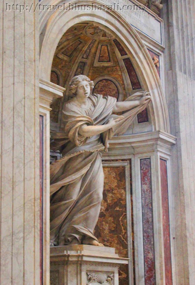 St.Peter's Basilica (Vatican)