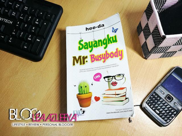 Review Novel | Sayangku Mr Busybody