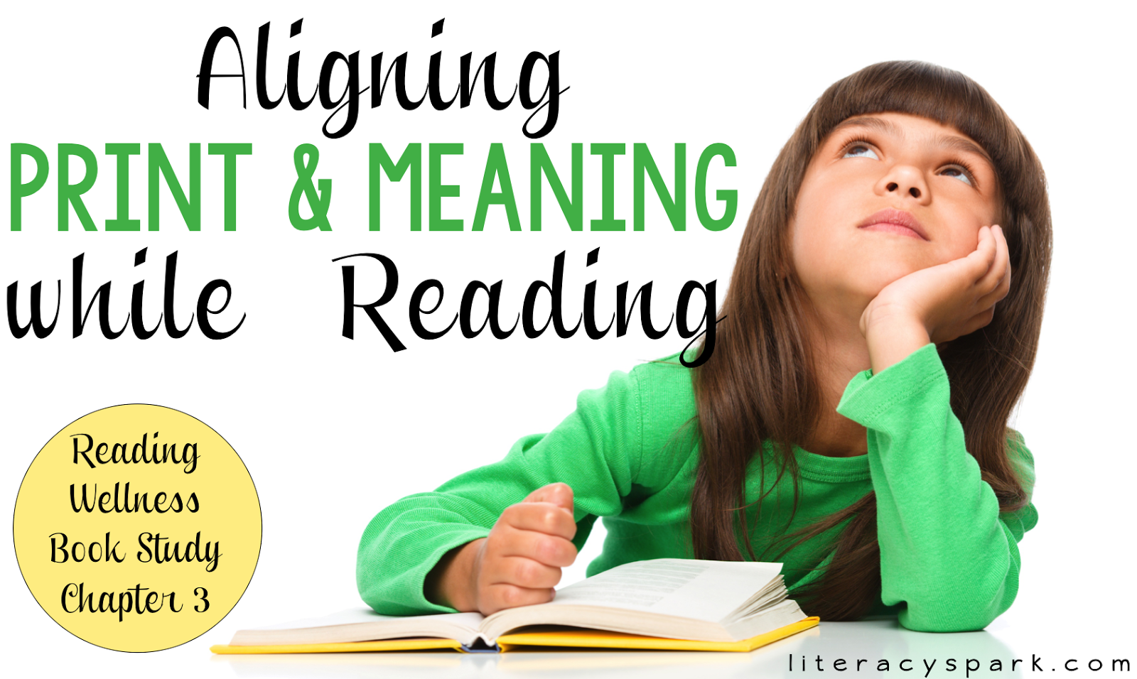 Aligning Print And Meaning While Reading