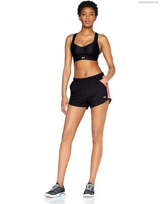 Pantalones cortos deportivos de mujer
