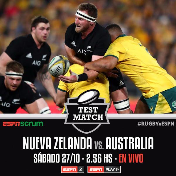 Programación de Tv - Rugby por Tv