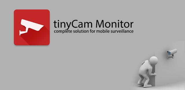 تطبيق tinyCam Monitor PRO v7.2.4 لمراقبة الاشياء عن بعد النسخة المدفوعة