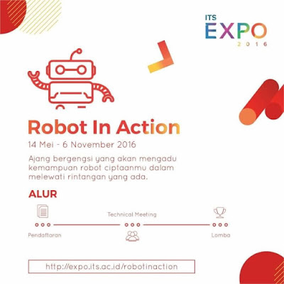 Robot in Action ITS Expo 2016