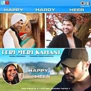 Teri Meri Kahani lyrics in English | Hindi | Ranu Mondal | Himesh Reshammiya | Happy Hardy
