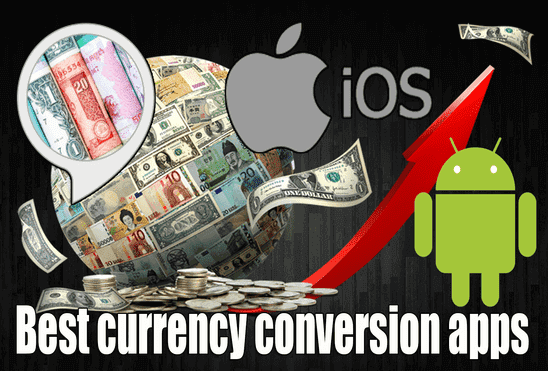 افضل تطبيقات تحويل العملات للأيفون والأندرويد