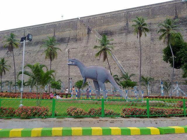 Mettur Park in Tamilnadu