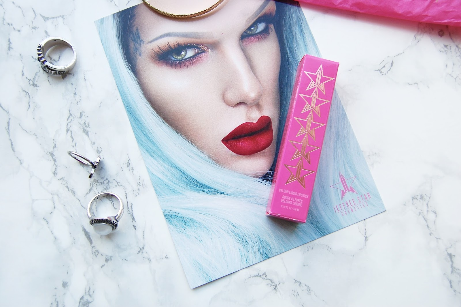 See my review of Jeffree Star Scorpio here