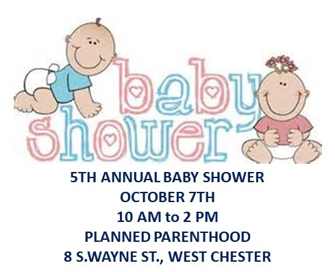 Voices For Life Baby Shower Reminder Saturday Oct 7th In Front Of
