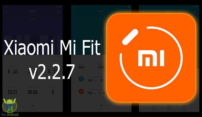 Download Xiaomi Mi Fit 2.2.7 APK