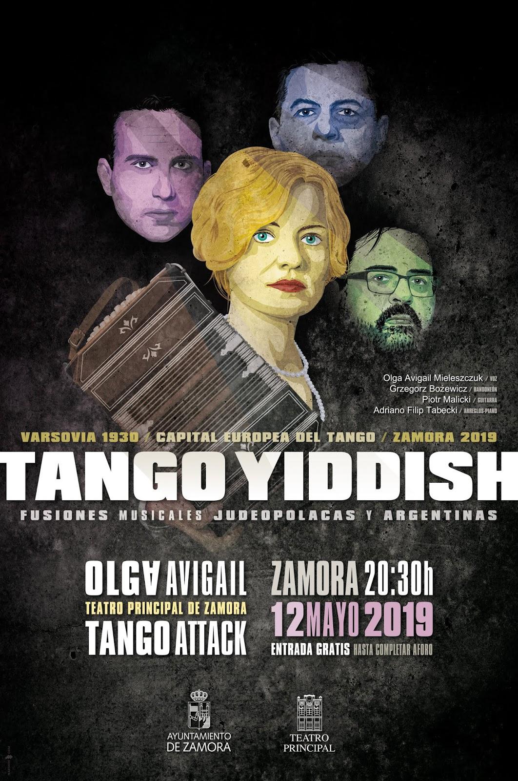 Tango Yidish