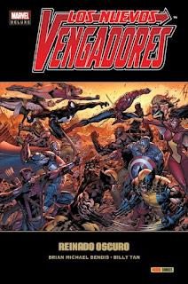 Los Nuevos Vengadores 10. Reinado oscuro