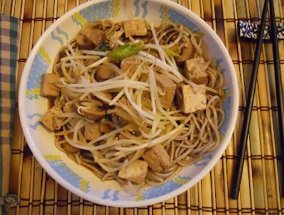 Td Tofu And Fast Food