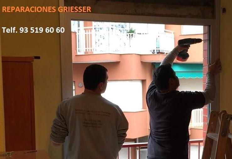Reparaciones Griesser Persiauto