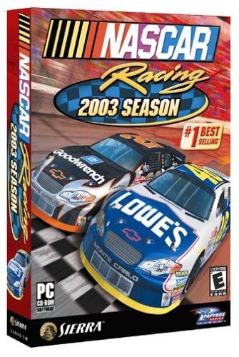 NASCAR Racing 2003 Season Download Free PC Game
