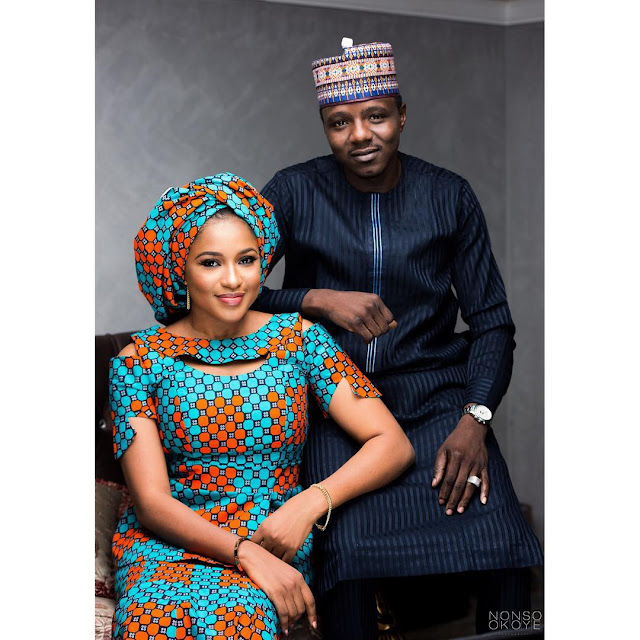 Hot and Classy African Ankara Style Designs For Couples