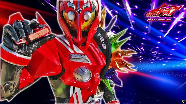 Download Kamen Rider Drive Subtitle English Torrent Download