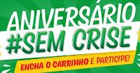 Aniversário Sem Crise Chama Supermercados
