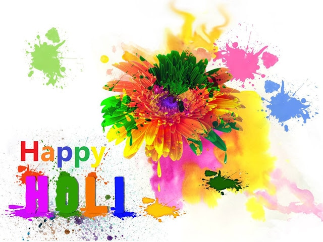 1 - Best Happy Holi Images