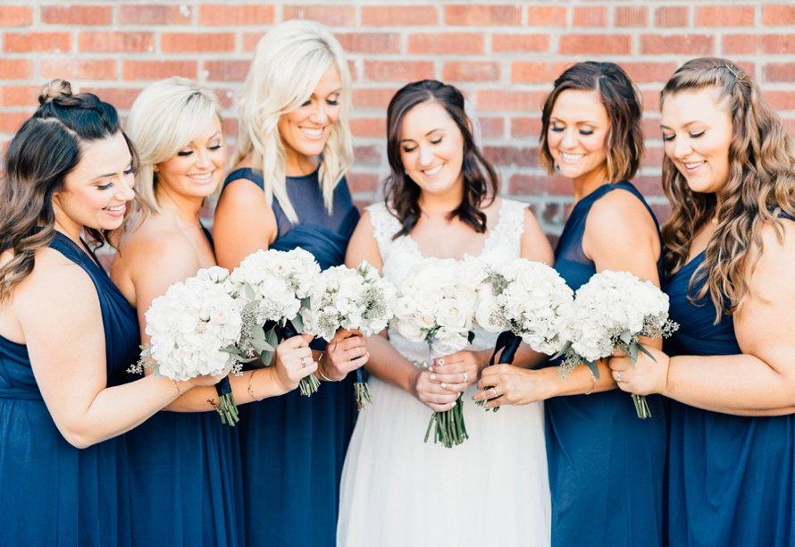 Romantic Georgetown Wedding by Seattle Photographer Something Minted