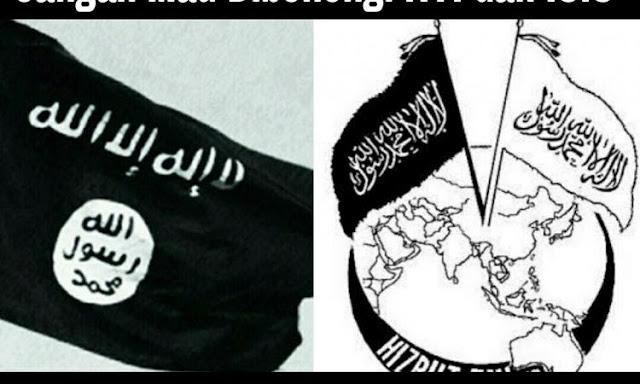 Tanggapan atas Tuduhan Anti Tauhid karena Menolak Bendera HTI