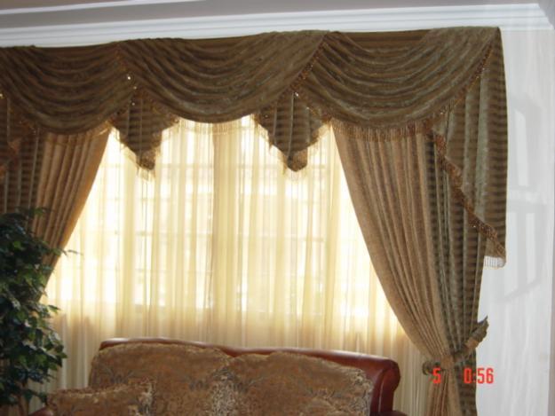 decoracion de cortinas para salas modernas