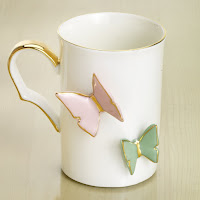 Where to Buy Cute Mugs in Sydney Australia - Butterfly Mug
