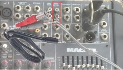 Cara-Setting-Mixer-Sound-System-Recording