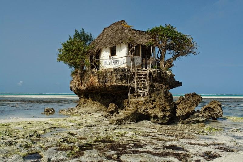 The Rock | The Restaurant of Zanzibar, The Rock Restaurant in Zanzibar, The Rock Ocean restaurant
