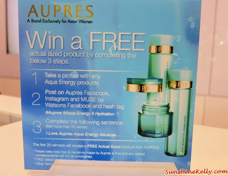 Aupres Aqua Energy Skincare, Aupres, Aqua Energy, Cleansing Foam, Moisture Lotion, Moisture Emulsion, Moisture Capturing Essence, Energy Cream, Energy Eye Cream