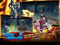 Shinobi Heroes Mod Apk v2.48.060 For Android Terbaru