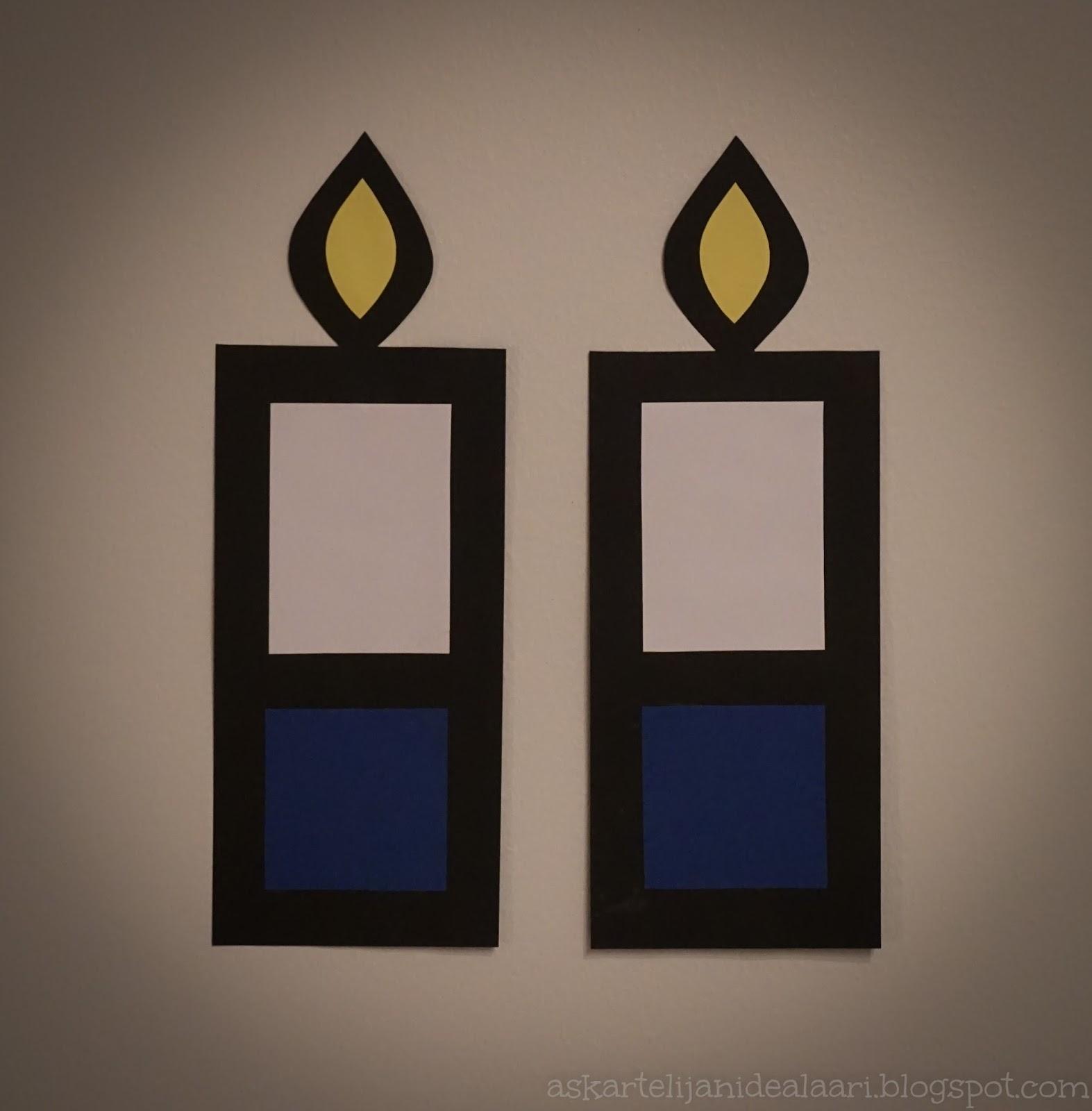 Itsenäisyyspäivän Kynttilät