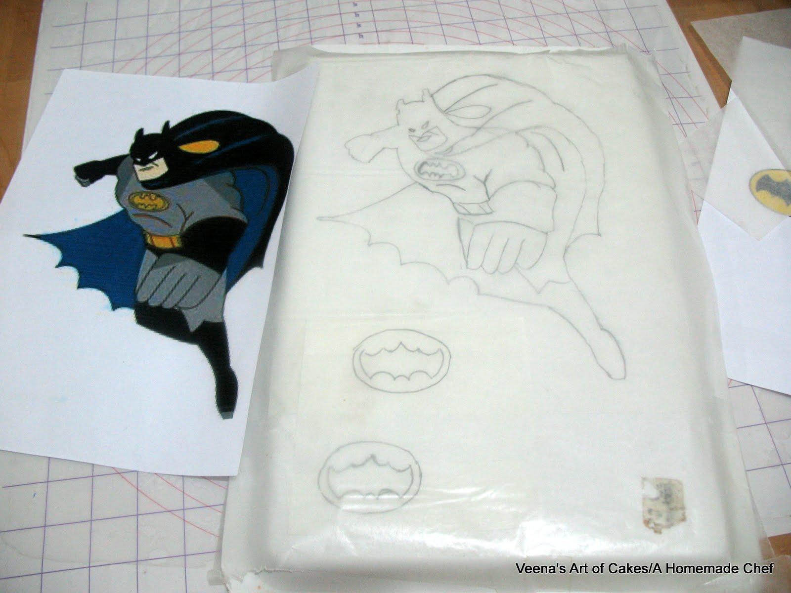 Veena Art Of Cake Fondant Recipe : Frozen Buttercream Transfer - Veena Azmanov
