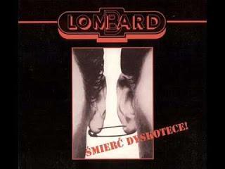 Lombard - Śmierć Dyskotece! okładka albumu