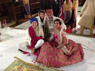 Sikh Marriage to a non Sikh Marriage