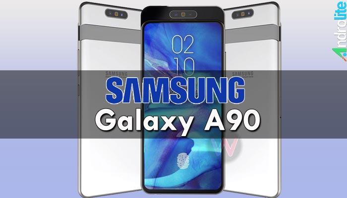 Samsung Galaxy A90 Review, Spesifikasi Detail dan Harga Indonesia