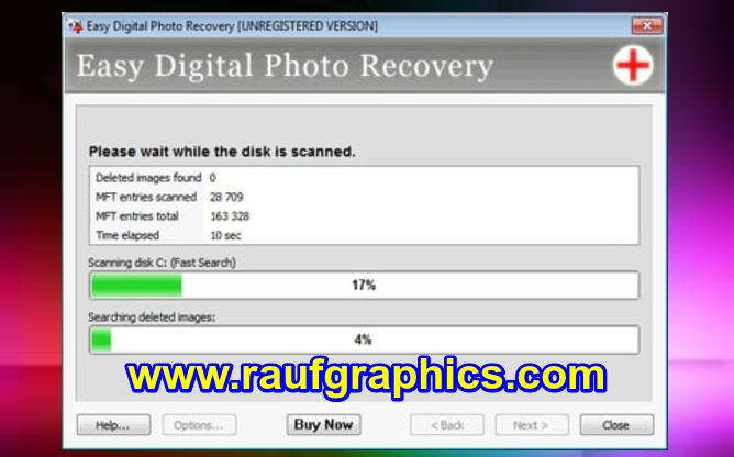 Data Recovery tool