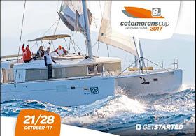 Τελετή λήξης του 8ου Catamarans Cup στο Ναύπλιο