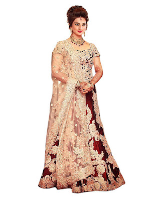 latest women lehenga choli