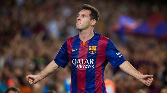 Mendeskrepsikan Lionel Messi Dalam Bahasa Inggris