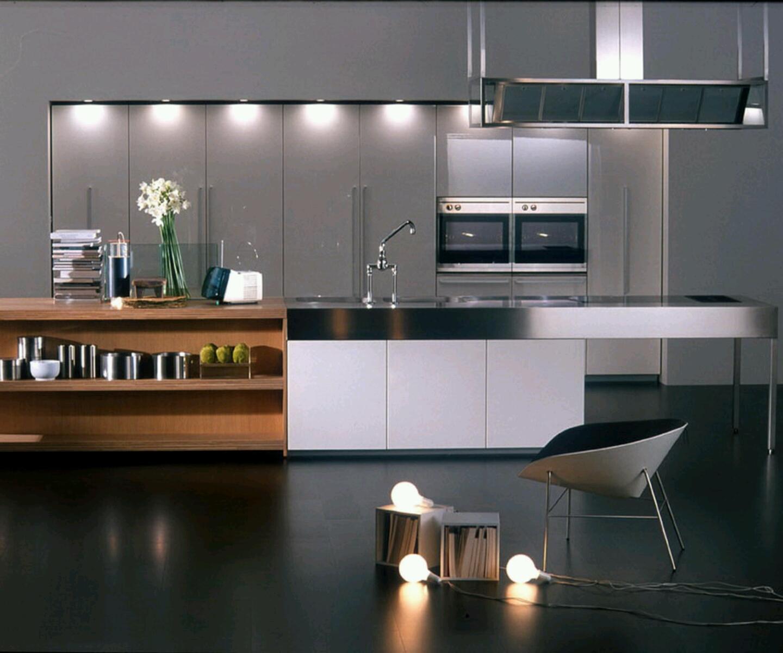 New home designs latest.: Modern kitchen designs ideas. on Modern Kitchen Decorations  id=24966