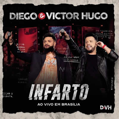 Diego e Victor Hugo - Infarto